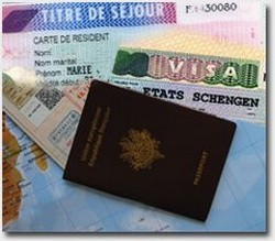 obtain carte de séjour in France
