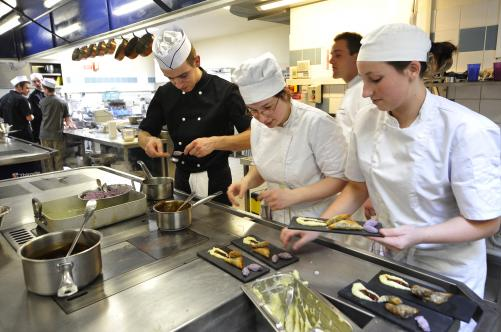 blog study cooking in France