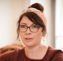 Maryse, Lutece Langue teacher