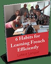 Gewohnheiten für das Erlernen der französischen Sprache