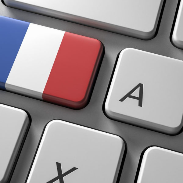 Avoid the translation when learning French