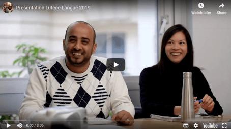Presentation Lutece Langue 2019