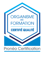 Pronéo Certification, logo