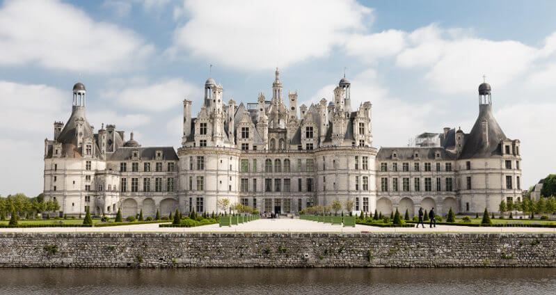 Château of Chambord, France