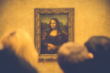 The Mona Lisa by Da Vinci