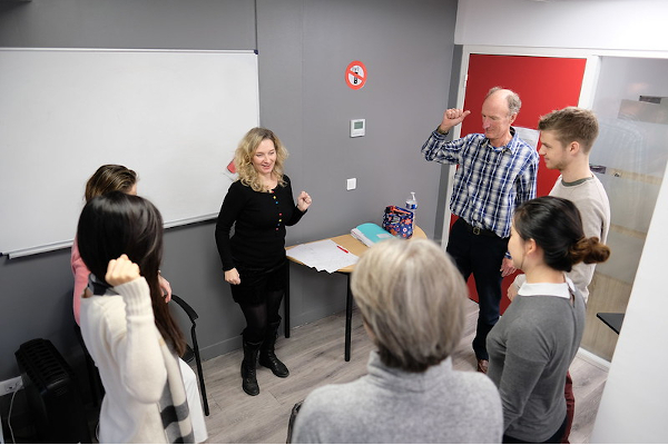 Learn French Onsite Intensive Plus