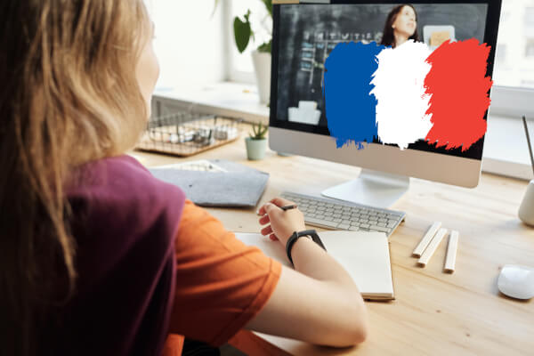 Learn Online Private lesson french