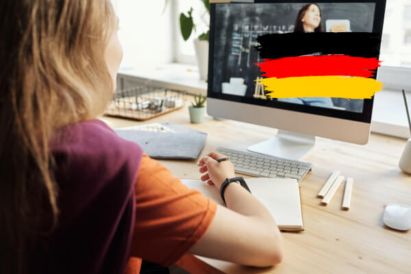 Learn Online Private lesson German