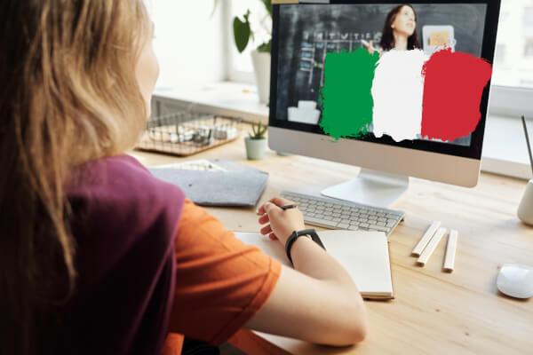 Learn Online Private lesson italian