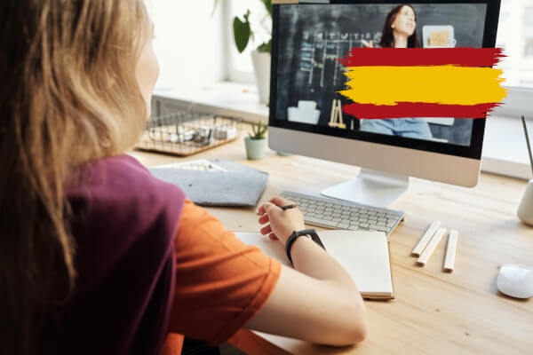 Learn Online Private lesson Spanish