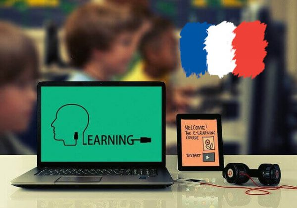 Learn French Online Certification Pipplet flex FLE